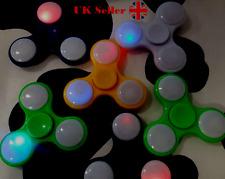 SALE!!! CLEARANCE!!!30 pcs Joblot LED  Fidget finger hand spinner wholesale bulk