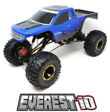 Redcat Racing Everest-10 1/10 Scale Electric Brushed 2.4ghz RC Crawler Blue/BLK