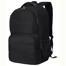 "Multifunctional 17"" laptop backpack USB  Charged Travel bag Schoolbag Anti-Theft"