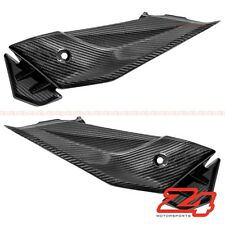 2018 GSX-S750 Z Lower Driver Seat Frame Cover Panel Fairing Cowling Carbon Fiber