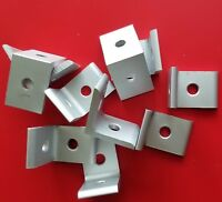 10 Pcs Aluminum T-slot profile 90L outside corner connector 2020 series