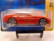 Hot Wheels 2007 New Models Ferrari 599 GTB in Red w/ PR5 Wheels 014/180