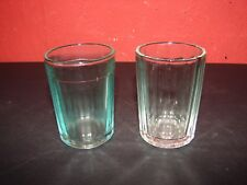 2 Vintage Soviet Vodka Shot Glasses