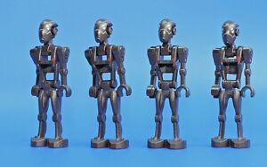 LEGO®  Star Wars Figur 9488 Commando Droid /  4 Stück