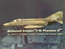 Hobby Master 1:72 HA1918 McDonnell Douglas F-4E Phantom helénica para la fuerza aérea