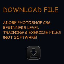 DOWNLOAD ADOBE PHOTOSHOP CS6 VIDEO TRAINING COLLECTION FOR BEGINNERS