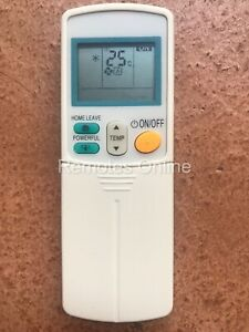 *DAIKIN Air Conditioner Remote Control ARC433A1, ARC433A21, ARC433A70, ARC433B70
