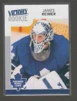 (69663) 2009-10 UPPER DECK VICTORY ROOKIE JAMES REIMER #336 RC
