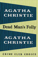 Dead Man's Folly by Agatha Christie (Hardback, 2009)