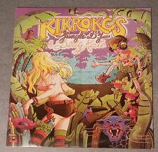 Kikrokos Jungle DJ and Dirty Kate LP  Promo Copy 1978 excellent