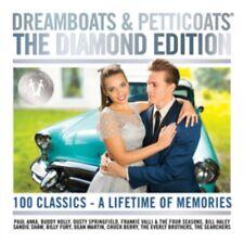 Various Artists - DREAMBOATS & Petticoats - El Diamante Edición Nuevo CD