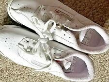 Nice REEBOK Classic Princess athletic shoes. Women Size 8. White