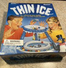 Vintage Pressman THIN ICE Board Game #9610~New & Sealed 1992
