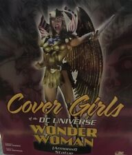 Wonder Woman Armored Cover Girls of the DC Universe Statue Limited to 7000 NIB