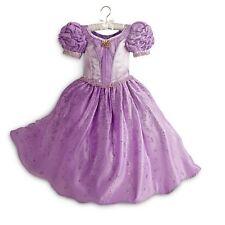 Disney Store Tangled Rapunzel Deluxe Costume for Girls Size 5/6