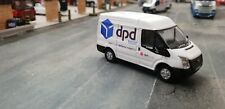 1/76 Code 3 Blue Dpd Oxford Diecast medium roof Ford Transit
