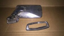 BMW 2002 TII / TI / TURBO 1969 1970 1971 1972 1973 Left Side Mirror Stainless