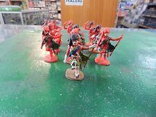 Highland bandsmen by Cherilea made in England
