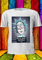 Rick and Morty Adventure Funny Anime T-shirt Vest Tank Top Men Women Unisex 2249