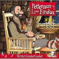 PETTERSSON UND FINDUS - WINTER ZAUBER LIEDER  CD NEU