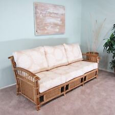 Rattan Living Room Furniture Sofa Couch (#1760H-BS)