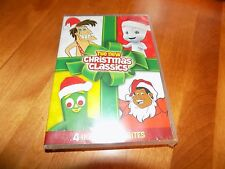 GUMBY GEORGE OF THE JUNGLE CASPER FAT ALBERT The New Christmas Classics DVD NEW