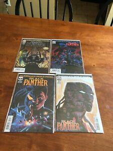 Black Panther #19-25 Lot NM/MT