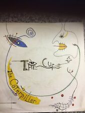 The Cure The Caterpilar 7 Inch Vinyl Record.  Excellent Condition