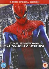 The Amazing Spider Man - 2 Disc Special Edition DVD - *New and Sealed*
