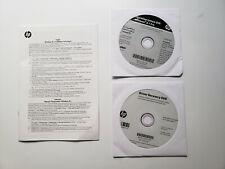 Microsoft Windows 8.1 Pro Restore DVD HP Operating System OEM CD Software