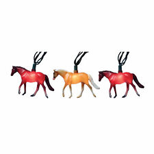River's Edge Products Horse String Lights 10ft Cord 10 Lights Holiday Lighting