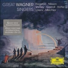 Great Wagner Singers CD NEW Selections Karin Branzell Kirsten Flagstad