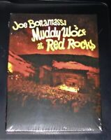 Joe Bonamassa Muddy Wolf At Red Rocksdoppel DVD Im Digipak Veloce Nuovo