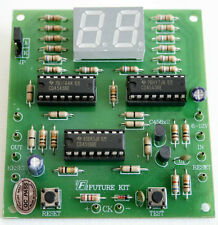 Digital Counter Circuit 2 Digit LED 7 Segments Display [Assembled Kit][FA926]