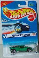 Hot Wheels 1995 New Model Series 1 of 12 Speed Blaster #343 - 5 Spokes - MOC