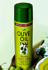 Organic Root Stimulator-Olive Oil Sheen Hair Spray 170 gm