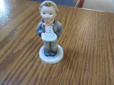 """Hummel Figurine #135 4/0 1985 """"Soloist"""