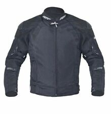 Blousons noirs textile taille taille L pour motocyclette