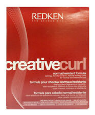 Redken Texture Creative Curl Perm Kit Normal/resistant Formula Professional Use