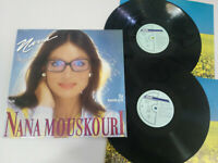 "Nana Mouskouri 1987 Philips Spain Edition - 2 X LP 12 "" vinyl VG/VG"