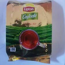 Lipton Ceylonta 200g Tea Bags Loose Bopf Black Pure Ceylon Sri Lanka No-1 Powder