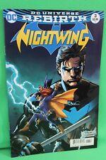 Nightwing #3 Tim Seeley Comic DC Rebirth Comics F/VF