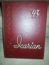 Yearbook 1943 Gage Park Chicago Illinois high school