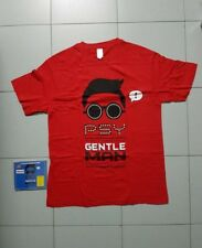 Psy Gentleman TSHIRT + CD Single NEW SEALED - RARE Korean kpop Collectible k-pop