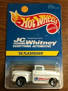 VINTAGE 1991 LE JC WHITNEY LIMITED EDITION '56 CHEVY FLASHSIDER TRUCK 15025