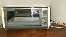 Black & Decker Space Saver Continuous Cleaning Toast-R-Oven, Broiler Toaster