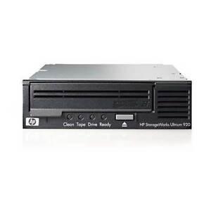 HP EH841A Storageworks LTO-3 Ultrium 920 SCSI Interno Autonomía