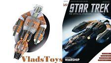 Krenim Warship Issue 149 with magazine Eaglemoss Star Trek
