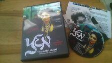 CD POP yen-Deep Inside album: PRESSKIT (15 chanson) PROMO MX Records/DVD Case