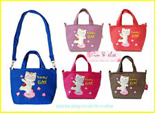CAT with Adjustable Strap Handbags